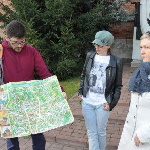 карту Смоленска