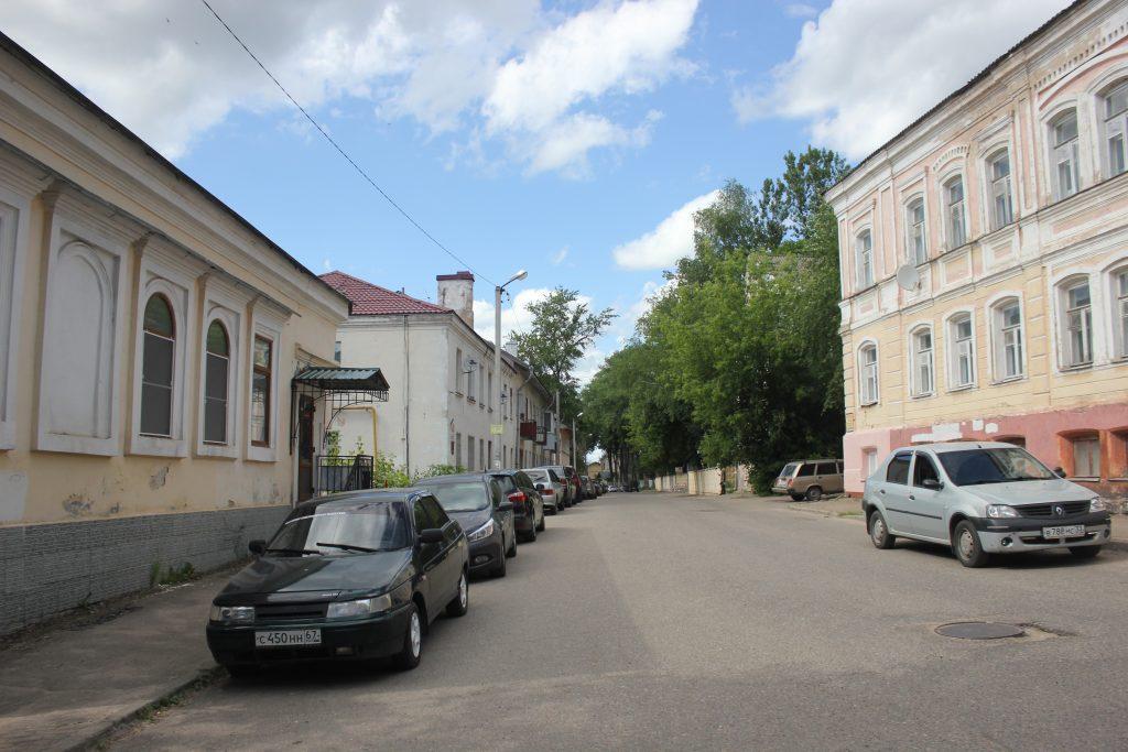 «Закоулочки Смоленска» / Фото: Smolensk-guide.com