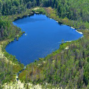 Смоленское Поозерье, озеро Стахнево
