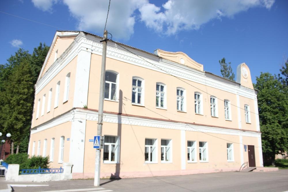 Ельня, районная библиотека