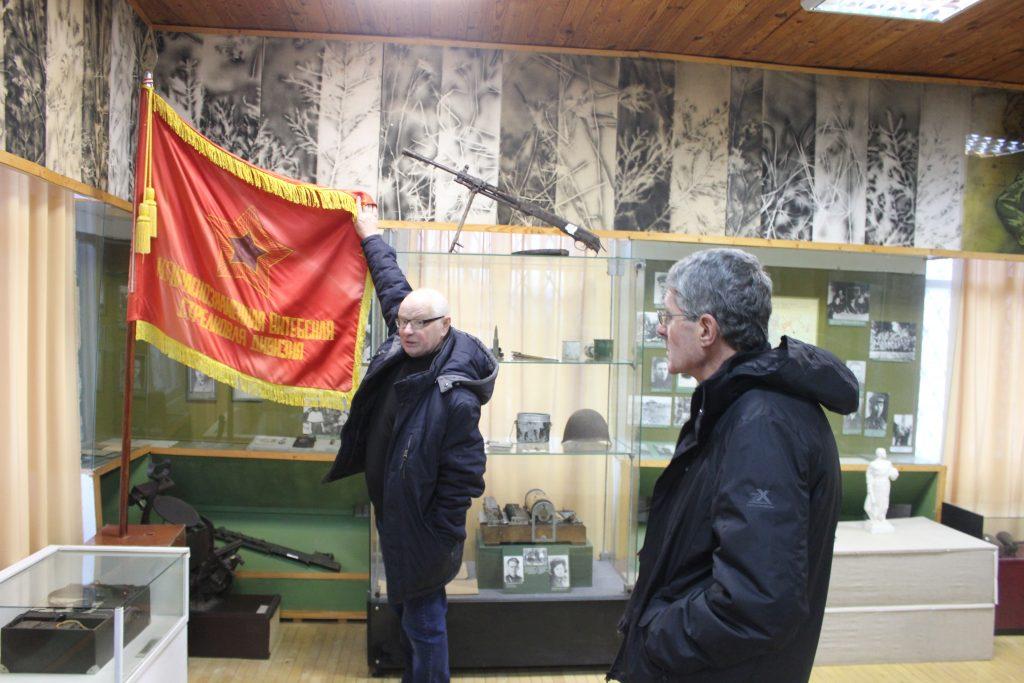 Американские туристы с удовольствием посещают смоленские и пржевальские музеи / Фото: smolensk-guide.com