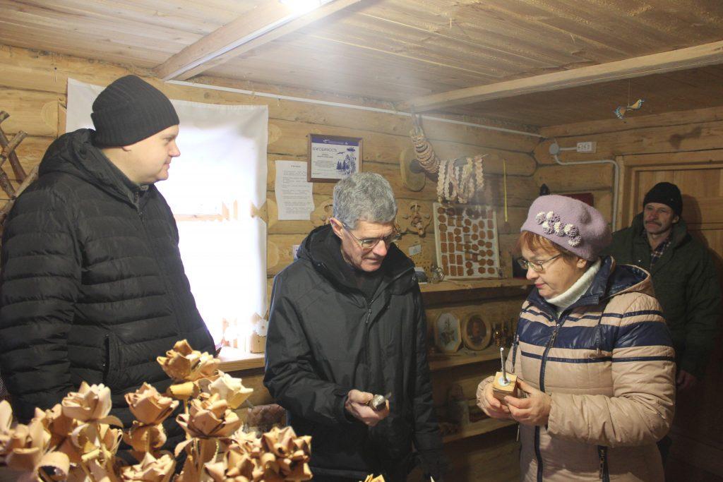 Американские туристы любят русские музеи / Фото: smolensk-guide.com