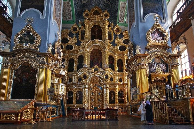 Иконостас Смоленского Успенского кафедрального собора - ищу автора фото