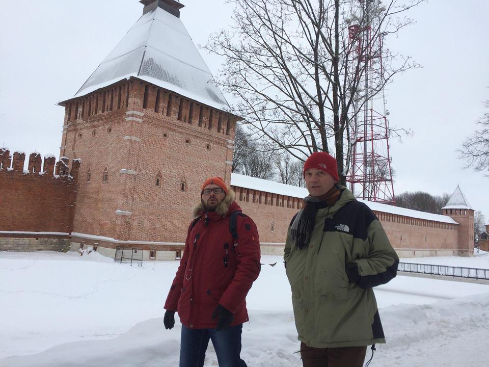 Прогулки с Хансом - идем по Дзержинке/ Фото: Helen Borodina