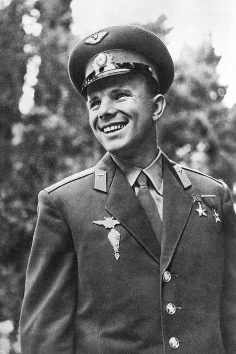 Человек, который влюбил в себя весь мир - Юрий Гагарин/ Фото: culture.ru