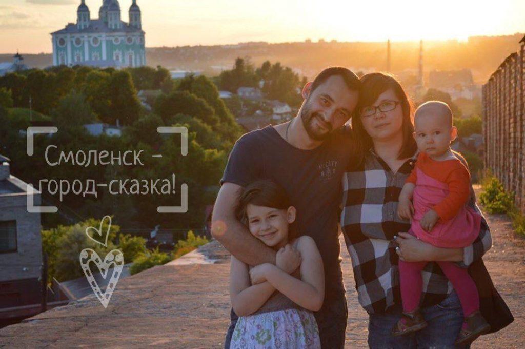 «Смоленск — город-сказка!» - экскурсия для семей с детьми / Фото: smolensk-guide.com