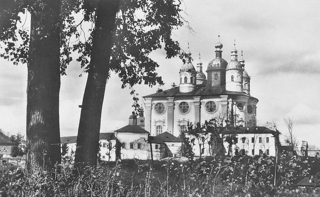 Успенский Собор Смоленска в первой половине ХХ века