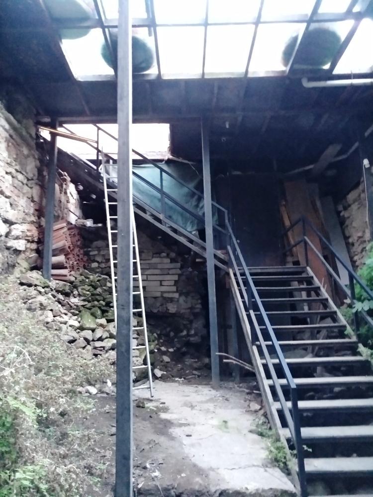 Спускаемся в подземелье / Фото: smolensk-guide.com
