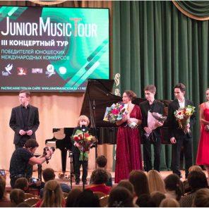 Самая поздняя экскурсия по Смоленску для Junior Music Tour